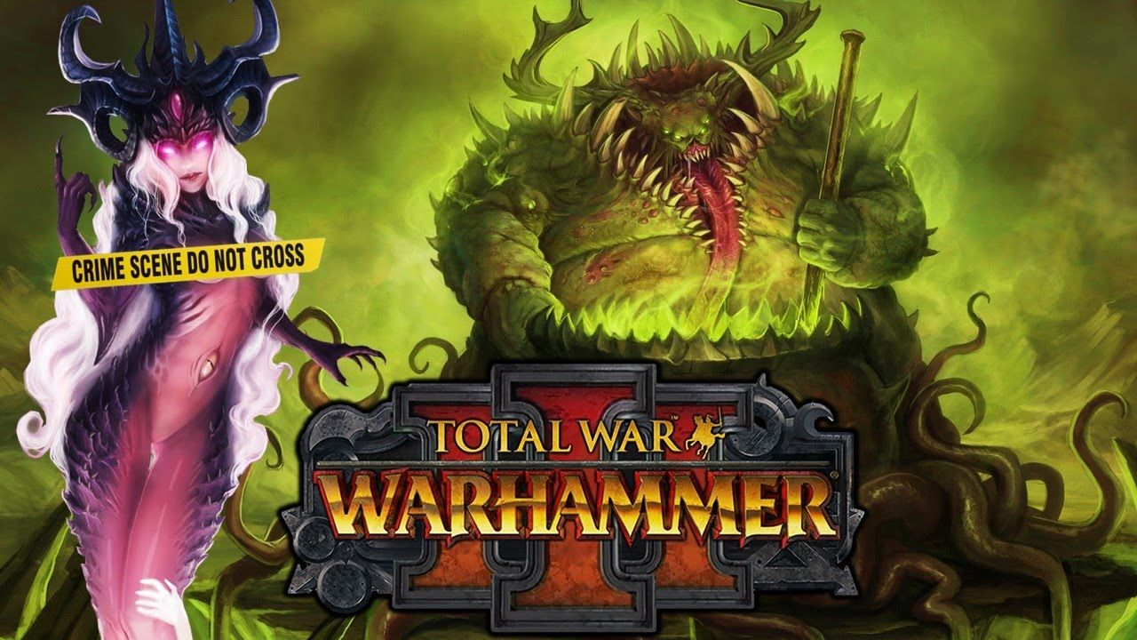 Creative Assembly анонсировала Total War: Warhammer 3